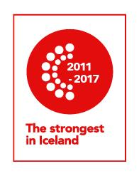 The strongest in Iceland award