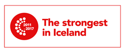 The strongest in Iceland, 2011-2017